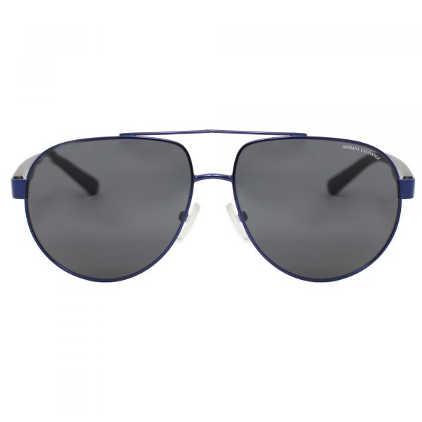 3fd102f8937 Armani Exchange Blue Aviator AX2022S-609987-60