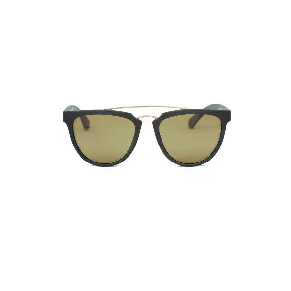 Calvin Klein Jeans Brown & Gold Round Sunglasses CKJ813S-246