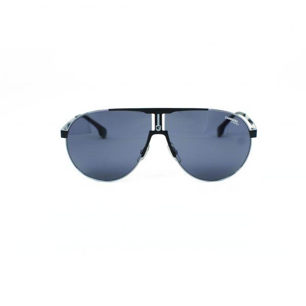 Carrera Black & Silver Aviator Sunglasses 1005-S-TI7IR