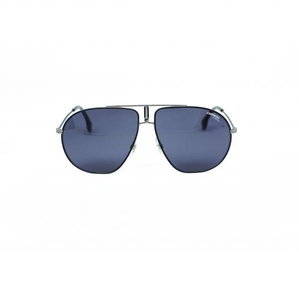 Carrera Black & Silver Aviator Sunglasses BOUND-TI7IR