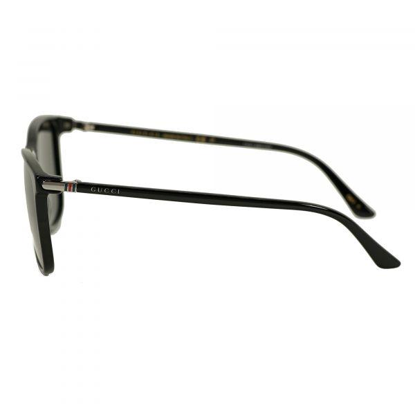 f4fccc22aa5 Gucci Black Rectangle Sunglasses