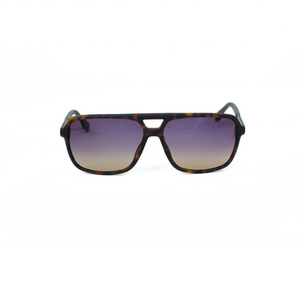 Boss Tortoise Rectangle Sunglasses 0772S-HXFR4-60