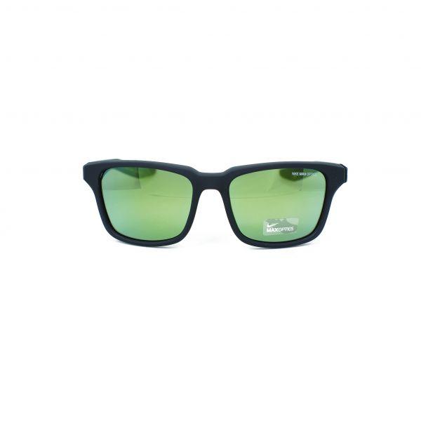 Nike Matte Black Rectangle Sunglasses EV1004-303