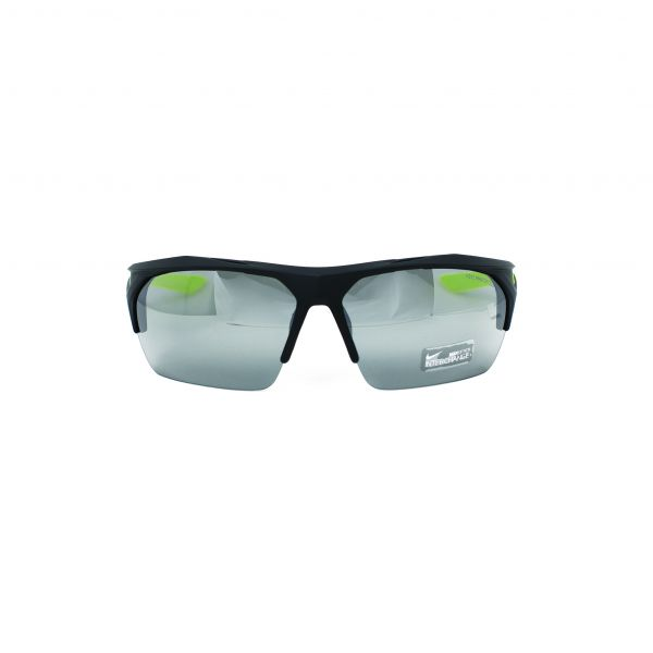 Nike Matte Black & Green Sport Sunglasses EV1030-070