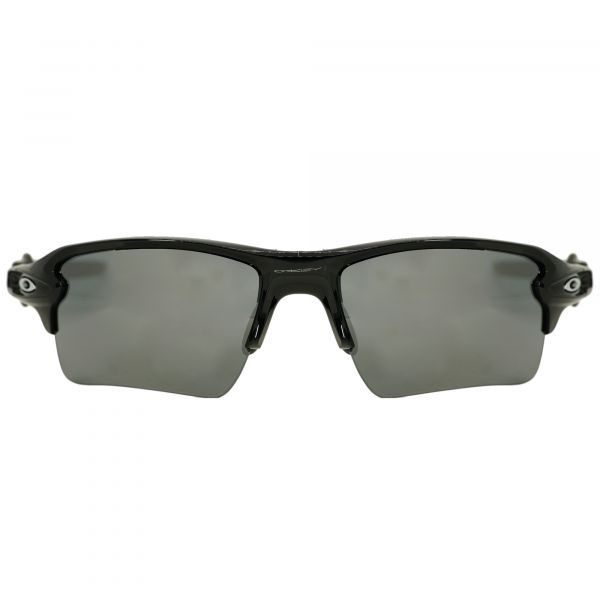 Oakley Black Rectangle Sunglasses OO9188-918872-59