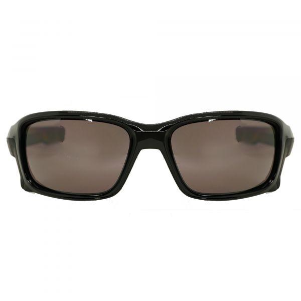 Oakley Black Rectangle Sunglasses OO9331-933107-58