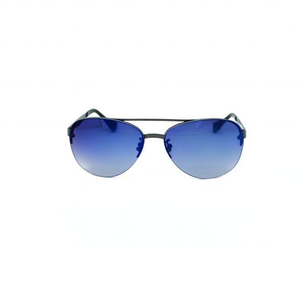 Police Gray Square Sunglasses S8956M-627B-61