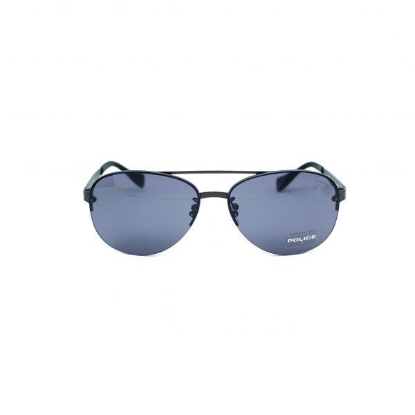 Police Gray Square Sunglasses S8956M-627Y-61