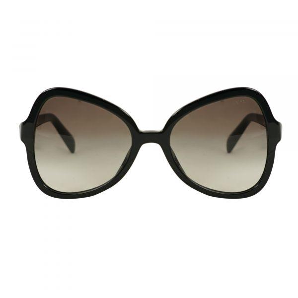 Prada Black Square Sunglasses PR05SS-1AB0A7-56