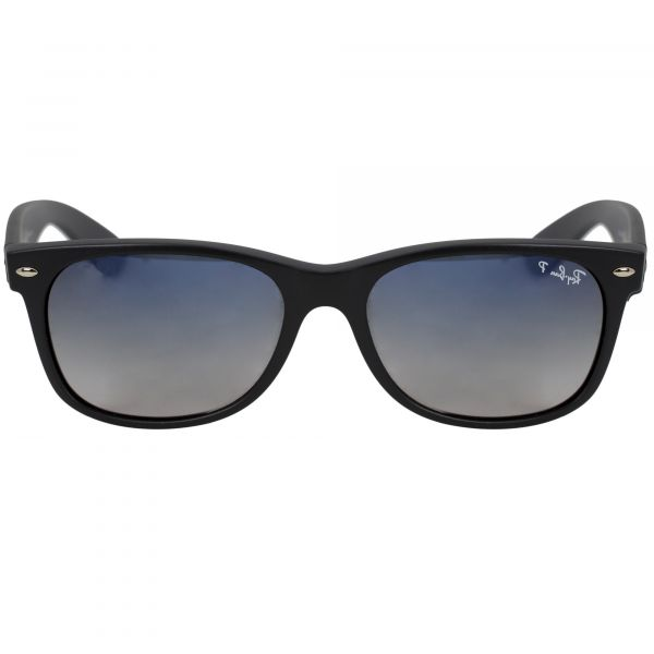 Ray-Ban Black Square Sunglasses RB2132-601S78-55