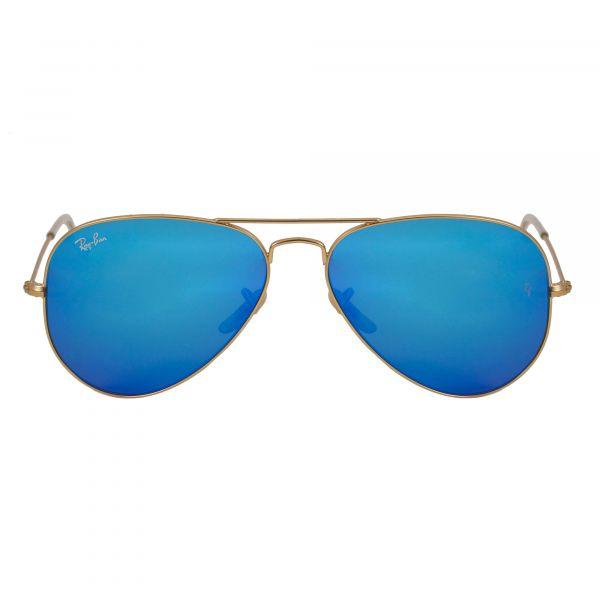 028a24acfc68 Ray-Ban Gold Aviator Sunglasses RB3025-11217-58