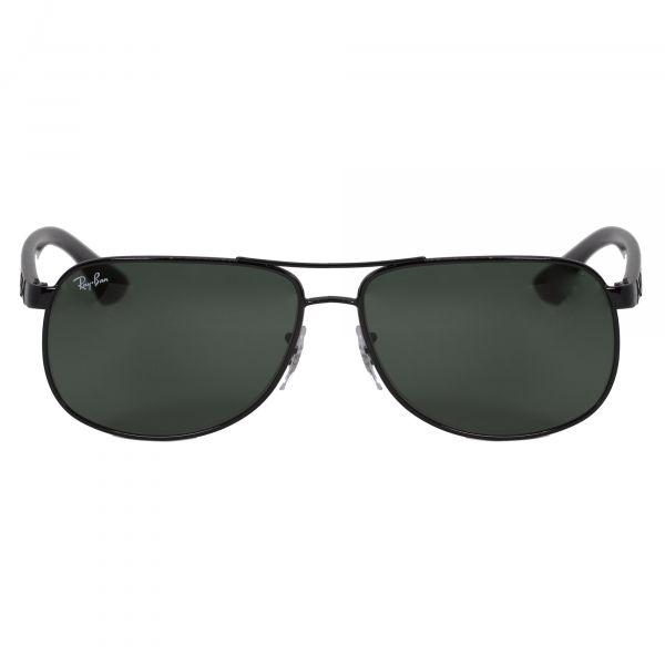Ray-Ban Black Aviator Sunglasses RB3502-002-61