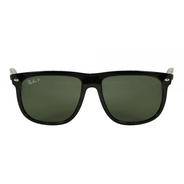 Ray-Ban Black Square Sunglasses RB4147-60158-56