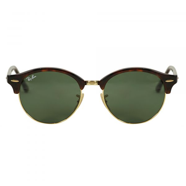 Ray-Ban Tortoise Round Sunglasses RB4246-990-51
