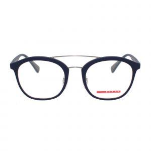 Prada Linea Rossa Blue Round PS02HV-U6W1O1-50