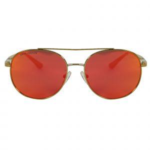 Michael Kors Gold Aviator Sunglasses MK1021-11686Q-53